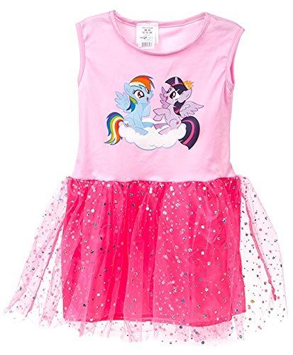 Kamparo Tutu-Kleid My Little Pony Mädchen rosa / dunkelrosa Einheitsgröße (My Little Pony-tutu)