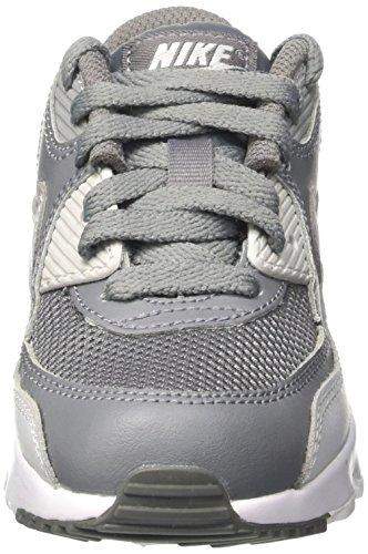 Nike Air Max 90 Mesh Ps, Scarpe da Corsa Bambino Multicolore (Cool Greywolf Grey Pure Platinum White)
