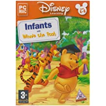 Disney Learning Infants with Winnie the Pooh (PC) [Import]