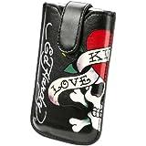 Ed Hardy étui pour iPhone 4 / 3 / 3GS Love Kills