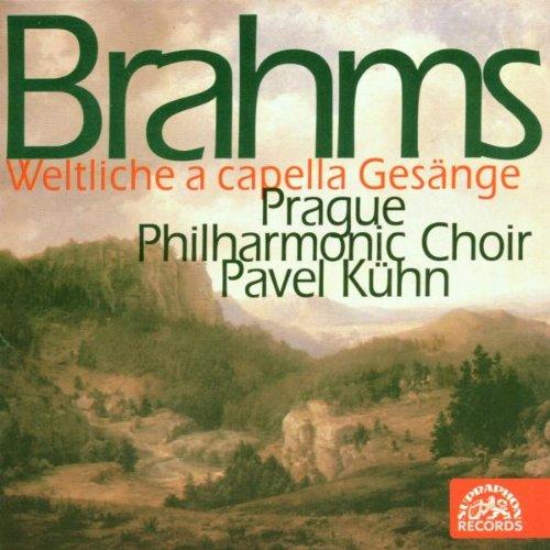 Preisvergleich Produktbild Weltliche a capella Gesänge
