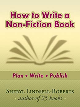 How to write a fiction book