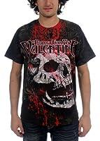 Bullet For My Valentine - - Blutschädel Herren Kurzarm T-Shirt in schwarz