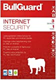 BullGuard Internet Security 2018 | 3 Geräte (Windows|Mac|Android) 1 Jahr & Datenrettung DVD by EaseUS Technology
