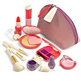 Litti Pritti Faux Maquillage pour Filles - Ensemble de Maquillage Loisir, 11 pièces - Jouets Réalistes pour Le Maquillage, pour Filles....