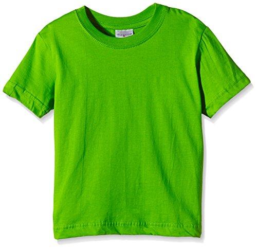 Stedman Apparel Boys Classic-T/ST2200 Short Sleeve T-Shirt, Kiwi Green, 11 Years (Manufacturer Size:Large)