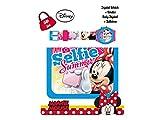 Kids Euroswan Set Regalo con Reloj Digital y Billetera Modelo Minnie Mouse, Compuesto, 25x7x20 cm