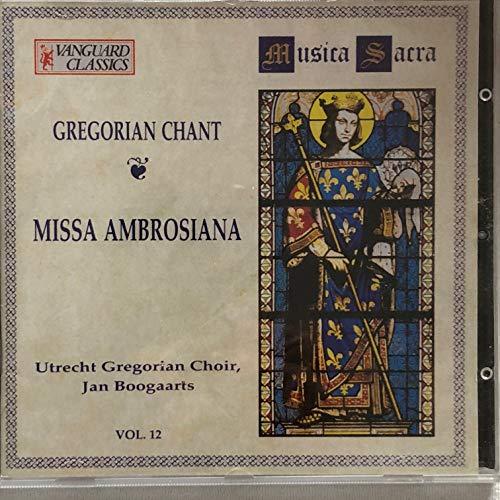 Preisvergleich Produktbild Missa Ambrosiana