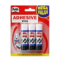 Pritt Stick Medium 22g, 3 Pack