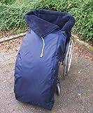 Webpelz Schlupfsack für Rollstuhlfahrer Senior