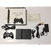 PlayStation 2 チャコール・ブラック (SCPH-79000CB) 【メーカー生産終了】