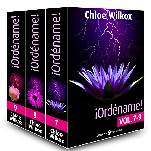 ¡Ordéname! – Vol. 7-9 por Chloe Wilkox