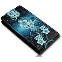 Funda Flip Style–Diseño No. 4–Cover Case Funda para Huawei Ascend G525
