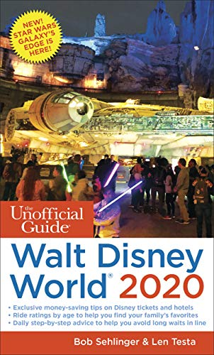 The Unofficial Guide to Walt Disney World 2020 (The Unofficial Guides) (English Edition)