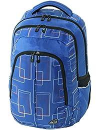 Preisvergleich für Frame Blue CARGO Schulrucksack Rucksack WALKER Schneiders - Volumen: 33 Liter - 42132-070