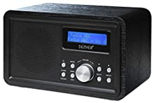 Denver Dab 35black Dab +/Radio Internet Noir