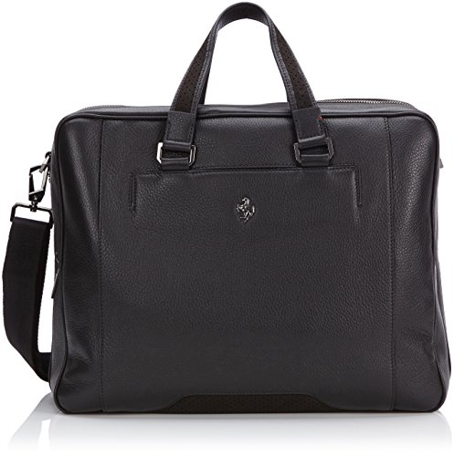 Ferrari-Briefcase-Black