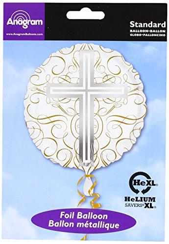 Amscan 3263001 - palloncini a forma di croce