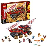 LEGO Ninjago 70677 Wüstensegler Truck (1178 Teile)
