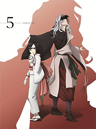Noragami 5 [Limited] [DVD-AUDIO]