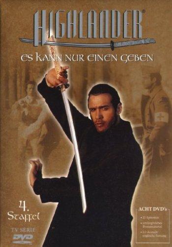 Staffel 4 (8 DVDs)