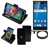 TOP SET für ZTE Star 2 360° Schutz Hülle Smartphone