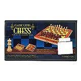 Kheliya Chess, Backgammon & Checkers (3 in 1) - 39*39 cms