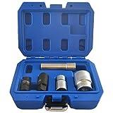 5 Presa per PC impostato per Bosch VE delle pompe di iniezione carburante diesel per la rimozione della pompa Installer