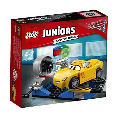 LEGO Juniors - Simulador de carrera de Cruz Ramirez (10731)