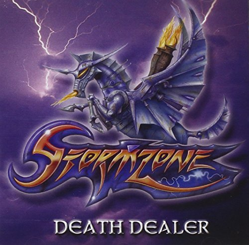Stormzone: Death Dealer (Audio CD)