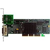Scheda grafica Matrox G550 G55 + mdha32db VGA + DVI ID3058