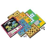 Nrnberger-Spielkarten-Verlag-5002-Spielesammlung-100 NSV – 5002 – Spielesammlung 100 -