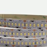 LineteckLED E15.002.23N Striscia LED 238W luce naturale 4000K 24V rotolo da 10 metri da 2380 LED 3014 SMD - 238P con biadesivo sulla base della barra circuitale neutral white 23,8 W/m 238 LED/m