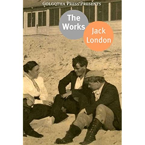 The Works of Jack London (English Edition) - Sun Moon Tie