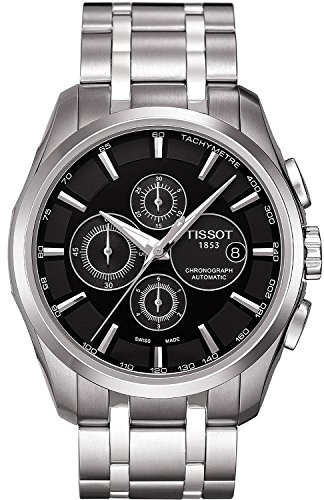 Tissot Couturier Orologio da uomo T0356271105100 Orologio da polso (orologio)