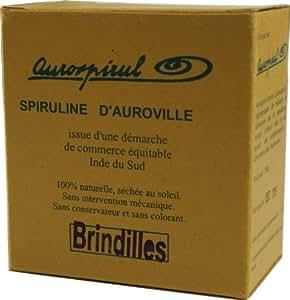 SPIRULINE BRINDILLES 100 g - La ferme de Paula - Pour un commerce équitable
