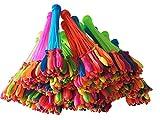 New Wasserballons 1110 Stück mit Adapter Wasserbomben selbstschließend