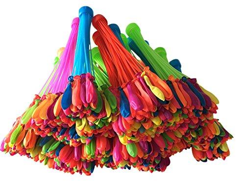 111-1110 Stück Magic Ballons Wasserballons Wasserbomben (1110 Bunte)