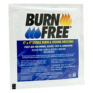 Burn Erste Hilfe Dressing Burnfree 4×4 Jeder