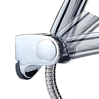 Brausehalter Wandhalter fur Handbrause verchromt Neigungswinkel verstellbar 25mm