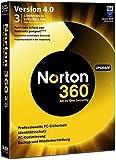 NORTON 360 v4.0 3 PCs - Upgrade