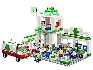Desconocido Juego de construcción para niños de 376 Piezas (M38-B5600)