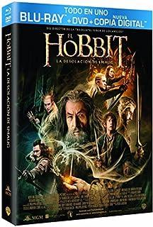 El Hobbit: La Desolación De Smaug - Edición Especial (BD + DVD + Copia Digital) [Blu-ray] (B00IJYE4EW) | Amazon price tracker / tracking, Amazon price history charts, Amazon price watches, Amazon price drop alerts