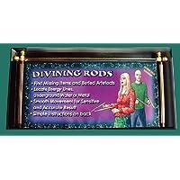 Wünschelruten mit Griffen für Geisterjagd GoldfarbenMessing nach Wicca-Prediger Raymond Buckland 30cm lang,... preisvergleich bei billige-tabletten.eu
