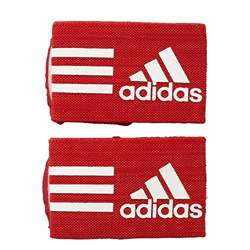 adidas Erwachsene Ankle Strap Knöchelband, Red/White, One Size
