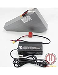 48V 20AH Ebike Customize Triangle Down Tube Frame OEM Cell Li-ion Battery With Free Charger BMS For Electric Bicycle