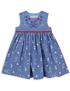 The Essential One - Bebé Infantil Niñas - Vestido - Azul - EOT289