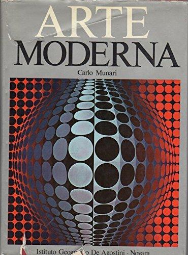 Arte Moderna dall'Età Neoclassica alla Pop Art.