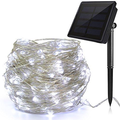 Luces LED Navidad Solar 200 LED
