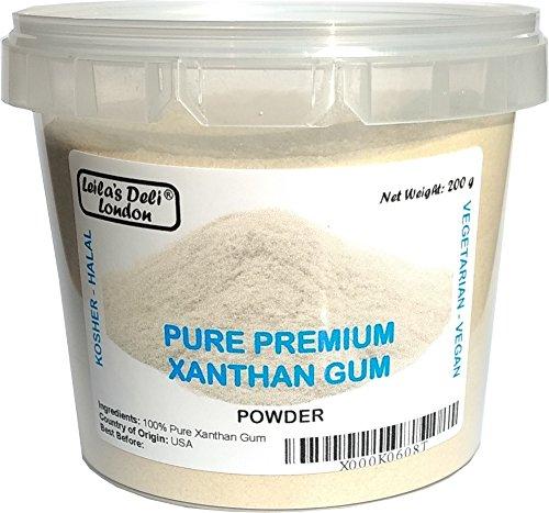 100% Pure Premium Xanthan Gum – Grade A (200 g)